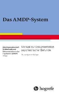 Cover Das AMDP-System