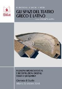 Cover Gli spazi del teatro greco e latino