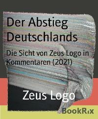 Cover Der Abstieg Deutschlands