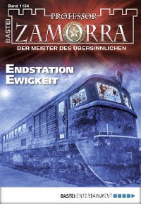 Cover Professor Zamorra - Folge 1134