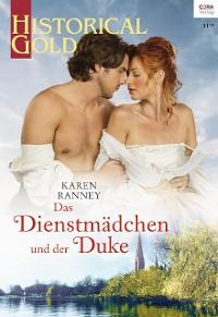 Cover Das Dienstmädchen und der Duke