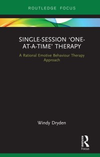 Cover Single-Session 'One-at-a-Time' Therapy