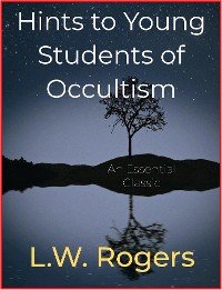 Cover Hints to Young Students of Occultism