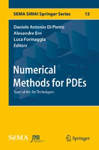 Cover Numerical Methods for PDEs