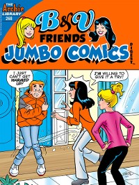 Cover Betty & Veronica Friends Comics Digest (2010), Issue 268