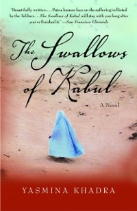 Cover Swallows of Kabul