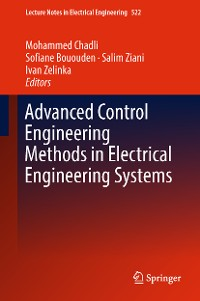Cover Advanced Control Engineering Methods in Electrical Engineering Systems