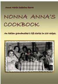 Cover Nonna Anna's cook book