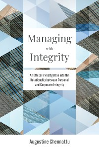 Cover Managing with Integrity