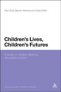Cover Children's Lives, Children's Futures