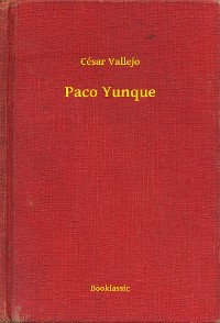 Cover Paco Yunque