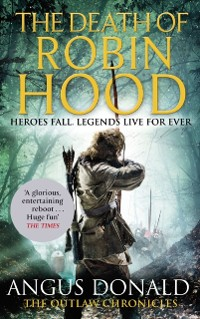 Cover Death of Robin Hood