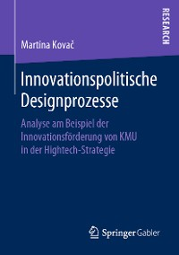 Cover Innovationspolitische Designprozesse