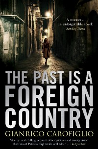 Cover The Past is a Foreign Country