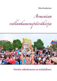 Cover Armenian vallankumouspäiväkirja