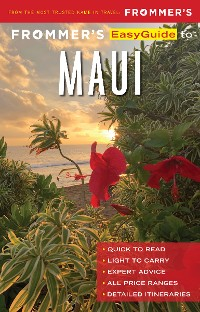 Cover Frommer's EasyGuide to Maui