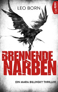 Cover Brennende Narben