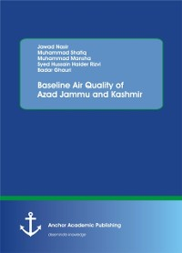 Cover Baseline Air Quality of Azad Jammu and Kashmir