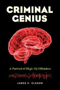 Cover Criminal Genius