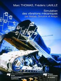 Cover Simulation des vibrations mécaniques