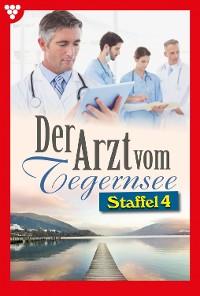 Cover Der Arzt vom Tegernsee Staffel 4 – Arztroman