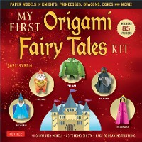 Cover My First Origami Fairy Tales Ebook