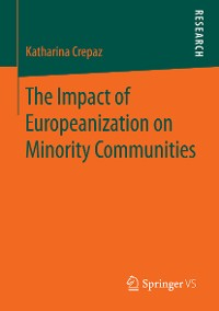 Cover The Impact of Europeanization on Minority Communities
