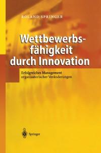 Cover Wettbewerbsfahigkeit durch Innovation