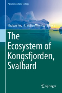 Cover The Ecosystem of Kongsfjorden, Svalbard