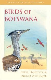 Cover Birds of Botswana