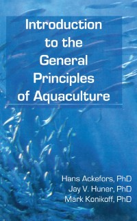 Cover Introduction to the General Principles of Aquaculture