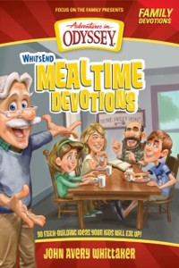 Cover Whit's End Mealtime Devotions