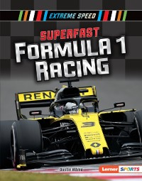 Cover Superfast Formula 1 Racing