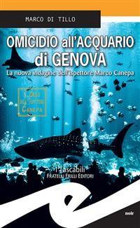 Cover Omicidio all'Acquario di Genova