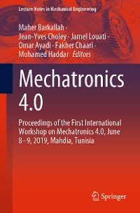 Cover Mechatronics 4.0