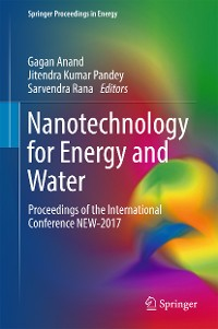 Cover Nanotechnology for Energy and Water