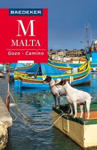 Cover Baedeker Reiseführer Malta, Gozo, Comino