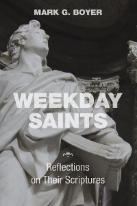 Cover Weekday Saints