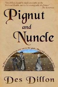 Cover Pignut and Nuncle