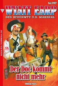 Cover Wyatt Earp 197 – Western