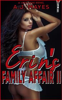 Cover Erin's Family Affair II