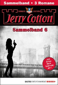 Cover Jerry Cotton Sonder-Edition Sammelband 6 - Krimi-Serie