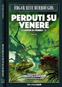 Cover Perduti su Venere