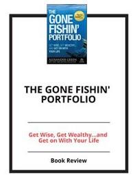 Cover The Gone Fishin' Portfolio