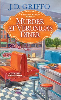 Cover Murder at Veronica's Diner