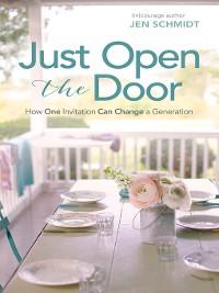 Cover Just Open the Door