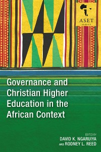 Cover Governance and Christian Higher Education in the African Context