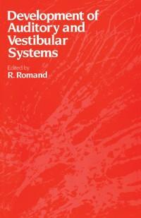 Cover Development of Auditory and Vestibular Systems