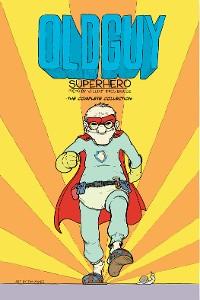 Cover Old Guy: Superhero