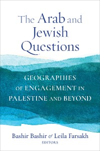 Cover The Arab and Jewish Questions